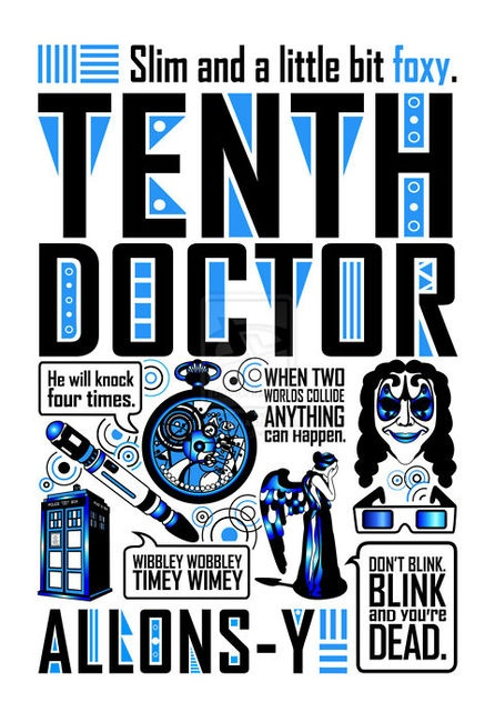 British at heart. (doctor who,10,david tennant,allons-y,weeping angles,don\'t blink,sonic screwdriver,tardis,british,bbc)