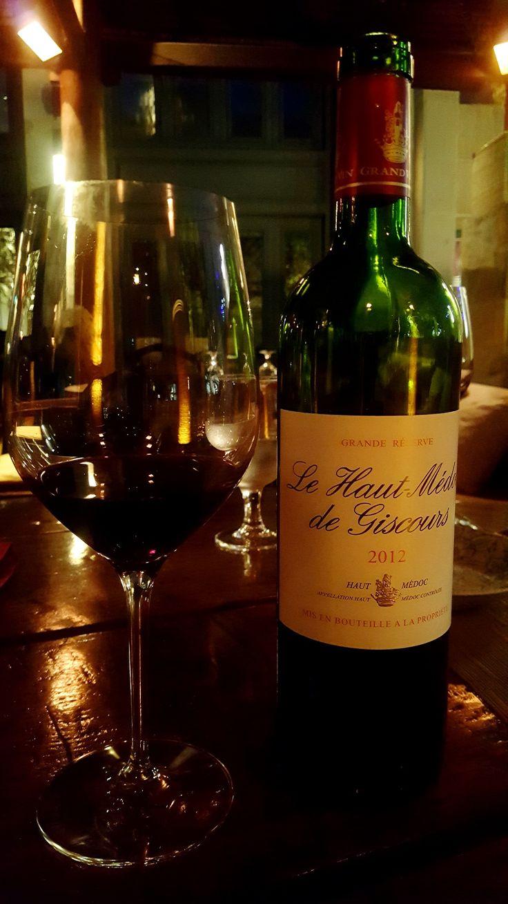 2012 Le Haut Medoc de Giscours, Haut Medoc, France #wine