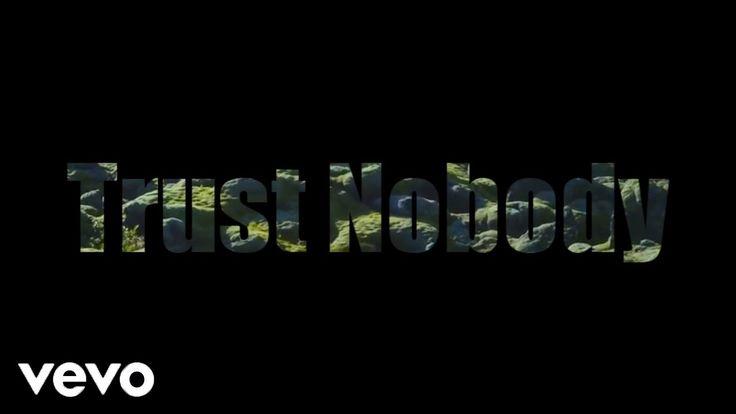 Cashmere Cat - Trust Nobody ft. Selena Gomez & Tory Lanez (Lyrics Video)
