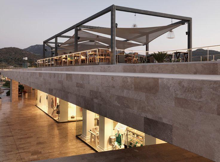 emre arolat architects yalikavak palmarina mugla turkey designboom