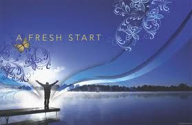 Making a fresh start