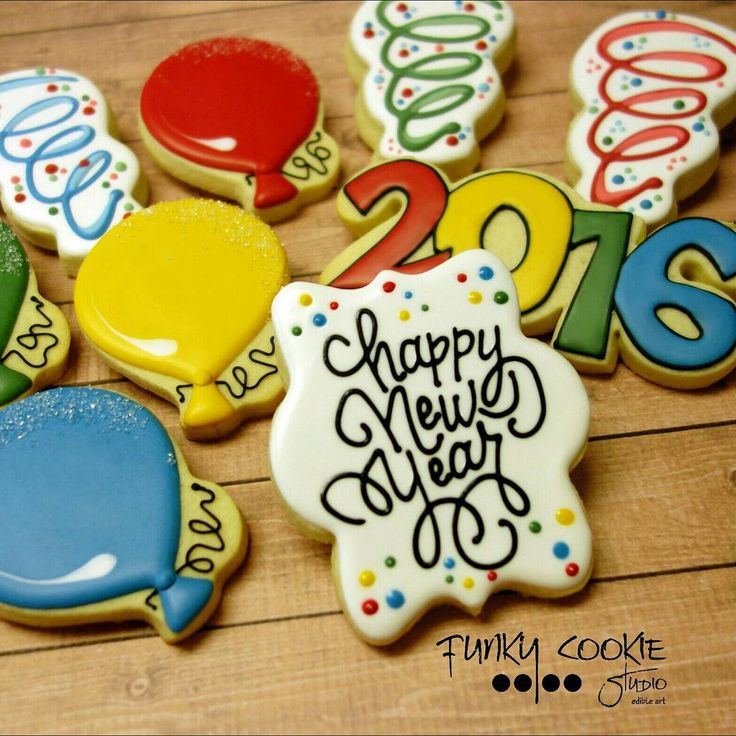 661 Best Celebration / Cake Cookies Images On Pinterest