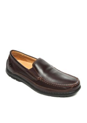 Sperry Men's Gold Cup Slip On Loafers - Brown - 11.5M