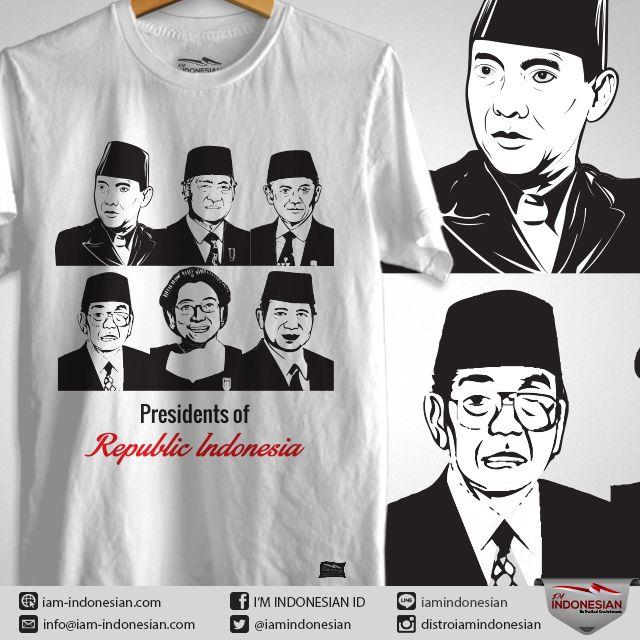 Desain Baju President of Republik Indonesia