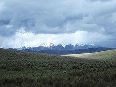 Llegando a Huaraz, Ancash - Perú
