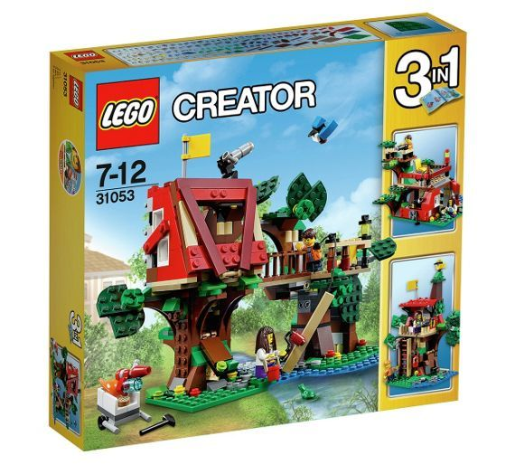 Buy LEGO Creator Treehouse Adventures - 31053 at Argos.co.uk - Your Online Shop for LEGO, LEGO and construction toys, Toys.