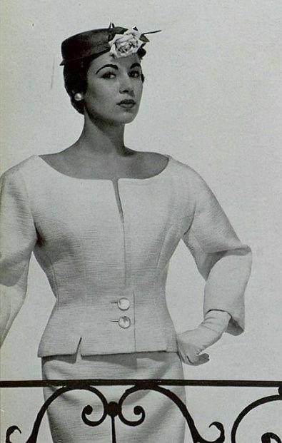 1954 Cristobal Balenciaga