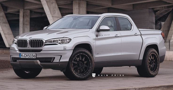This BMW Pickup Truck Rival To The Mercedes-Benz X-Class Could Be A Home Run #BMW #BMW_X5