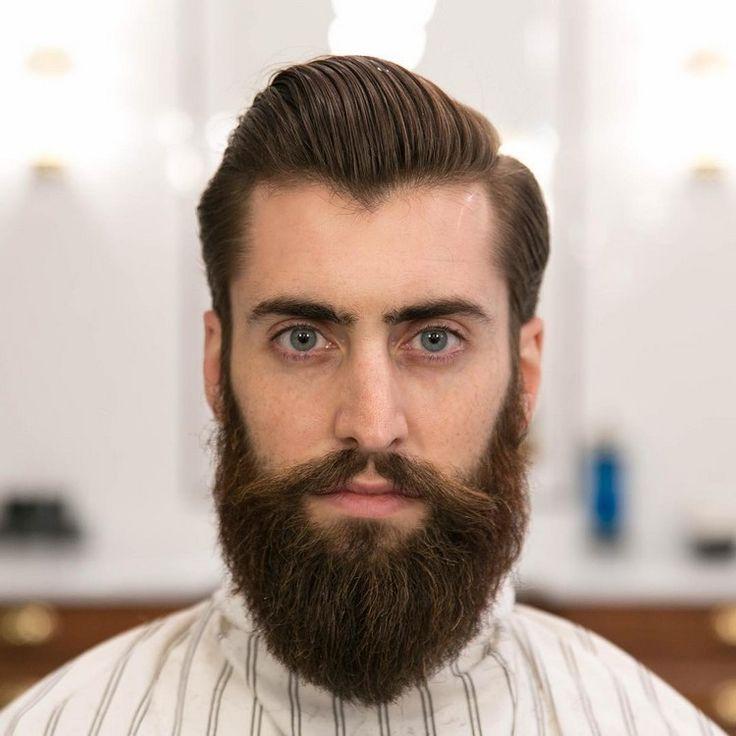 Les 25 meilleures id es de la cat gorie barbe longue sur pinterest cheveux longs hommes homme - Barbe hipster chic ...