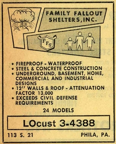 Retro fallout shelter signs and ads: Shelters Ads, Fallout Shelters, 24 Models, Shelters Signs, Photo Shared, Pools, X Ray
