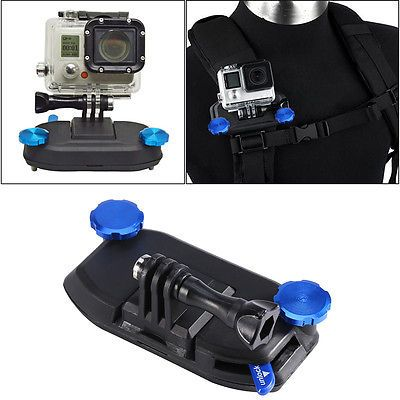 Fast #loading #backpack waist belt #mount clip adapter for gopro hd 4 3+3 2 camer,  View more on the LINK: 	http://www.zeppy.io/product/gb/2/381700417964/