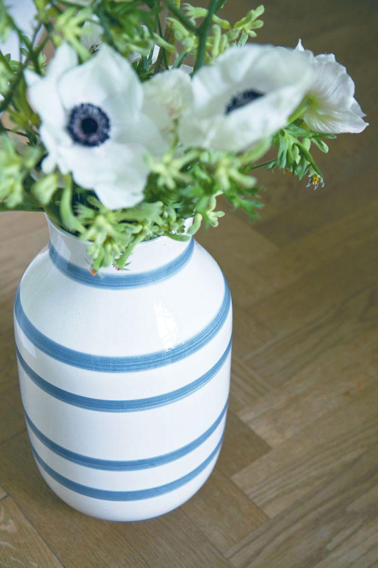 #Kähler Bodenvase 30,5 cm - natürlich schönes Dekorieren   - Gefunden auf #KONTOR1710