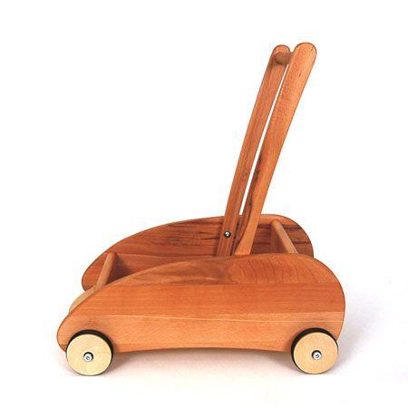 Toddler's Push Wagon / Walker