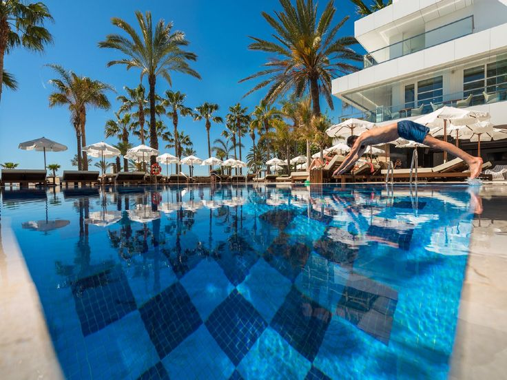 Amare Marbella Beach Hotel Offers An Exclusive For S Only Making The Perfect Retreat And Singles Holidays In Centre