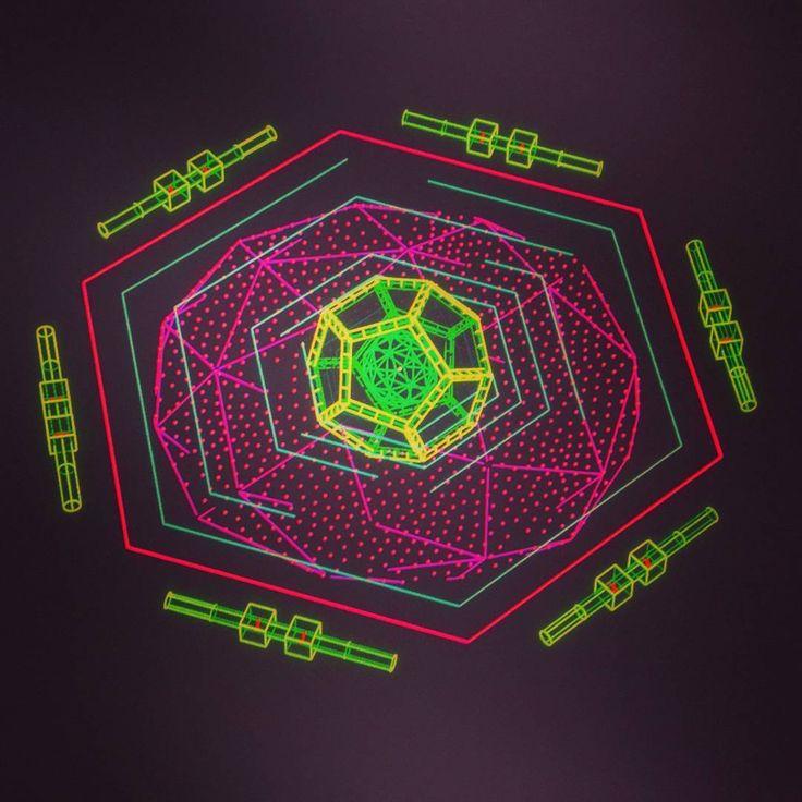 Xerxes Security Token /// #interface #cg #hologram #holo #houdini #3d #productiondesign #design #mograph #ui #ux #fui #80s #3dart #wireframe #render #scifi #dailyrender #VR #xerxes #retro #mjmurdock