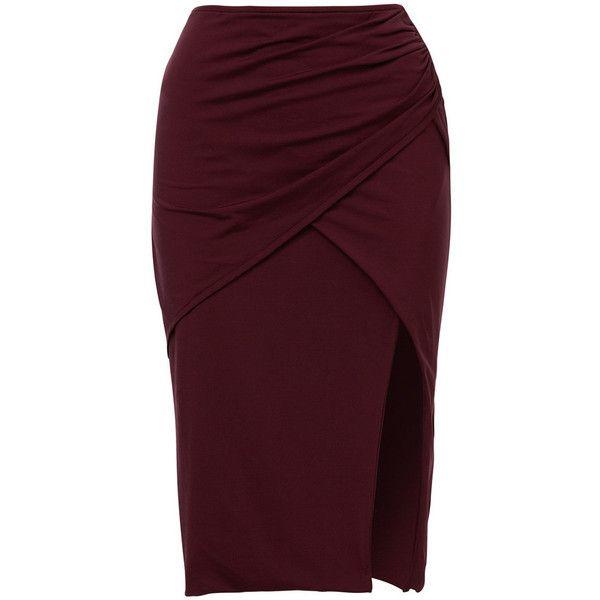 25  best ideas about Calf length skirts on Pinterest | Blue skirts ...