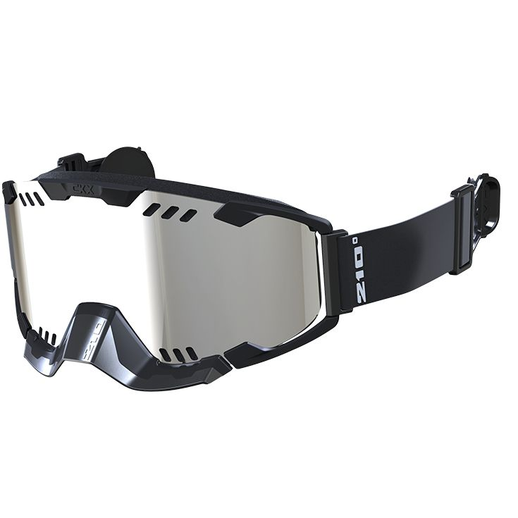 CKX - Snow Goggles - TITAN (210 degrees field of view) - Left view - kimpexnews.com