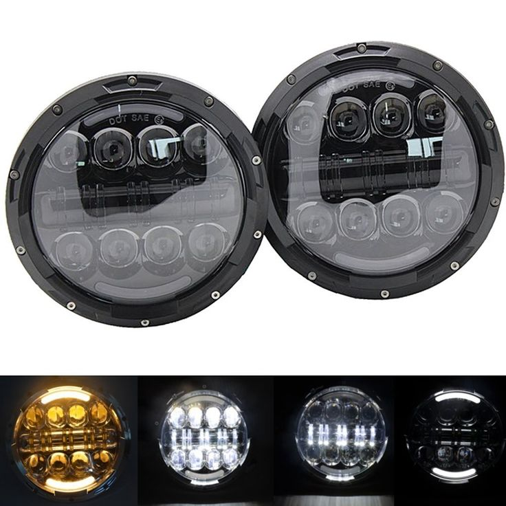 Headlight bulbs, <b>Led headlights</b> и Led projector