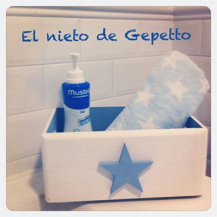 En el baño de los niños #elnietodeGepetto