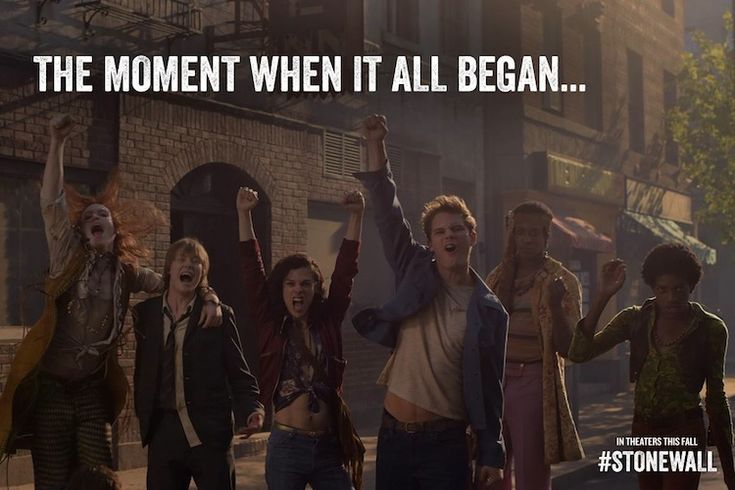 New Images of Stonewall Film