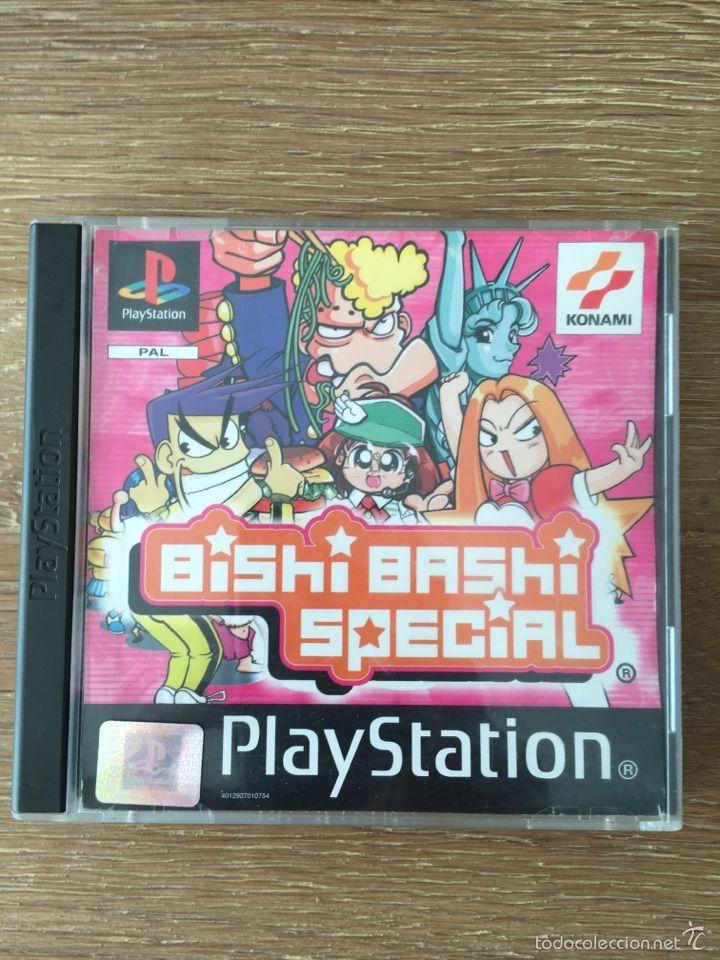 Bishi Bashi Special /PS1/PAL España/ - Foto 1