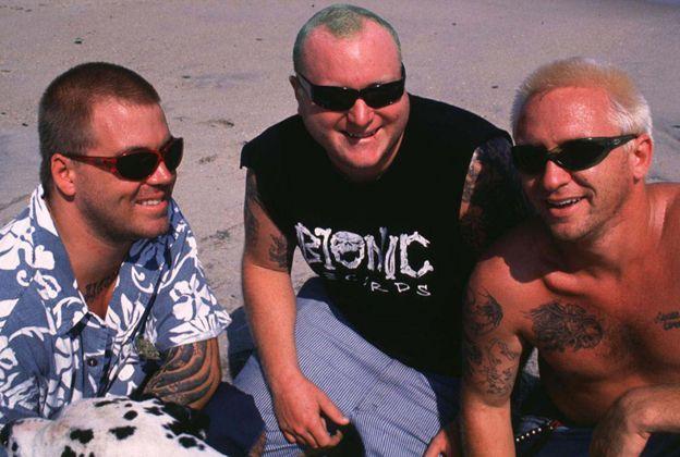 Bradley Nowell, Eric Wilson, Bud Gaugh