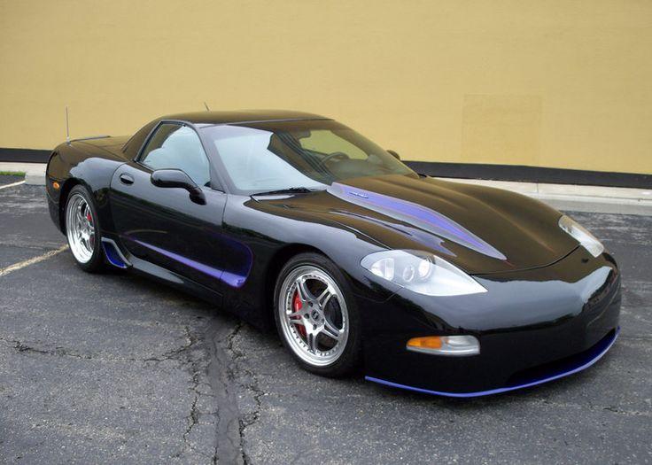 2002 Lingenfelter Corvette Z06