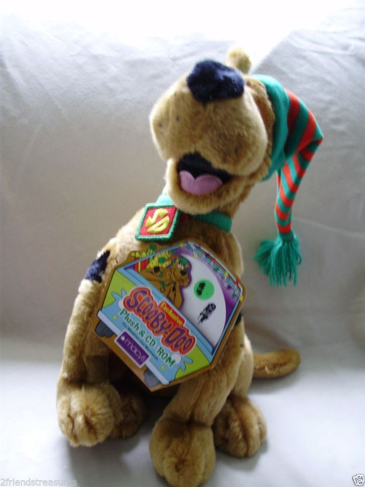 Best Scooby Doo Toys For Kids : Best images about plush stuffed animals soft toys