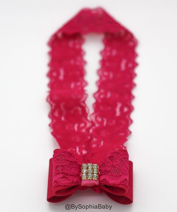 Fascia del bambino fascia del bambino rosa caldo capelli