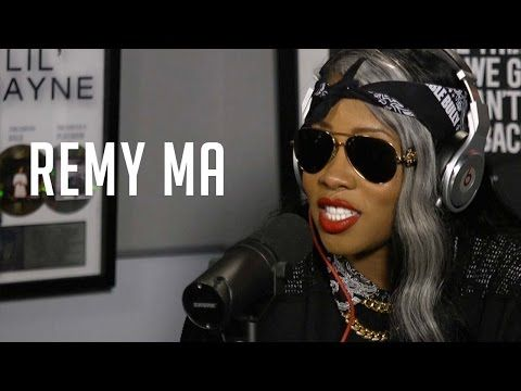 Remy Ma emotional.. time she lost, jail is NOT cool & not hearing from TS http://memoirsofanurbangentleman.com/remy-ma-gets-emotional-about-the-time-she-lost-while-in-prison-in-ebro-in-the-morning-interview/