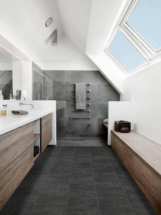 Badkamer - Droomhuis - Handyfloor | Beurs Eigen Huis | realiseer je droomhuis