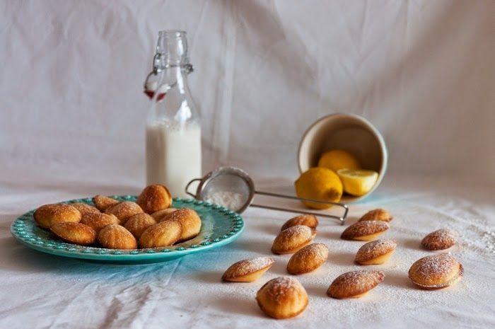 Cozinha Fresh: Madalenas de limão
