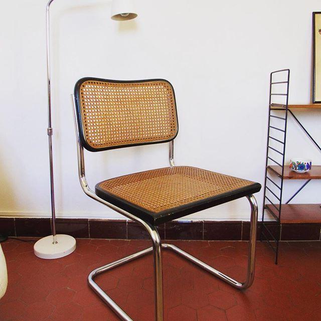 New Chair Chaise Chair Breuer Breuerchair Cannage 1970s Design Vintage Interiordesign Midcentury Midcenturymodern Arc Atelier Photo And Video Instagram Photo