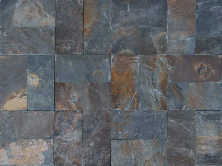 Stone Pavers Slate : Best ideas about slate pavers on pinterest front yard