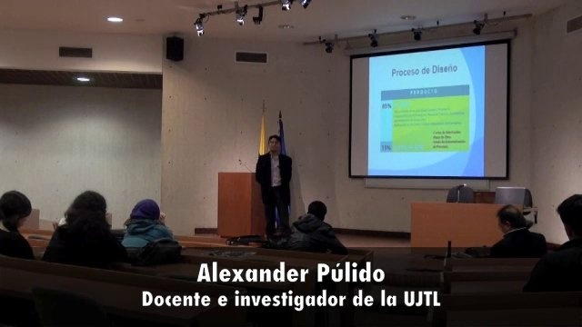 Apartes del Foro: Integración - Ingeniería de Sistemas, Diseño Industrial y Automatización, realizadó el pasado 16 de noviembre por el programa de Ingeniería de Sistemas de la UJTL.