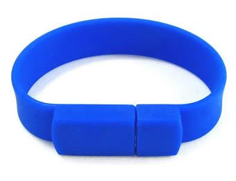 USB Wristbands. #usb #silcone #wristband