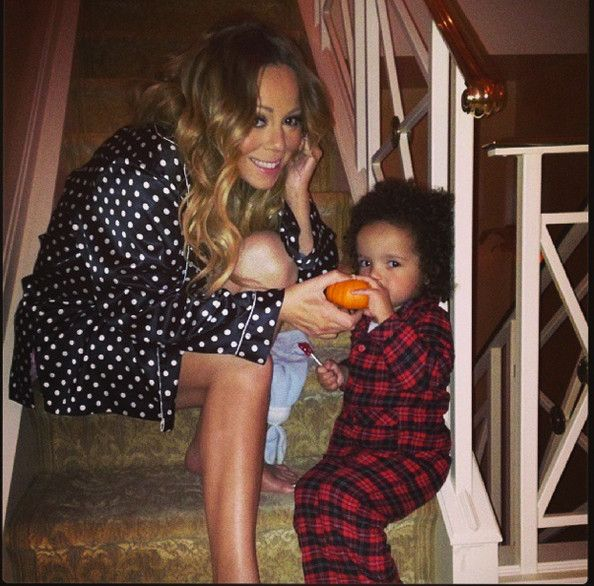 Mariah And Her Son getting Ready For Halloween Posting Pics On Instagram! | Celebrity News Latest GossipCelebrity News Latest Gossip