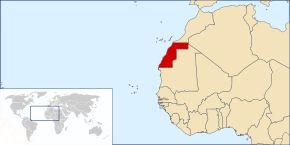 Amplasarea Saharei Occidentale