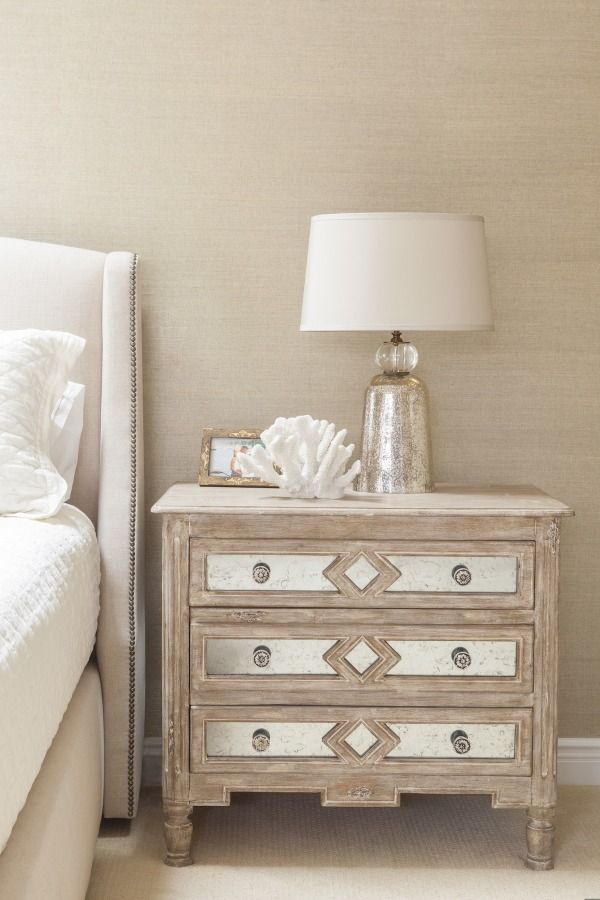 Floating Side Table Night Stands White