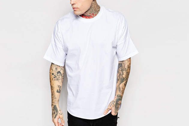 Check out the Oversized T-Shirt on WHATDROPSNOW