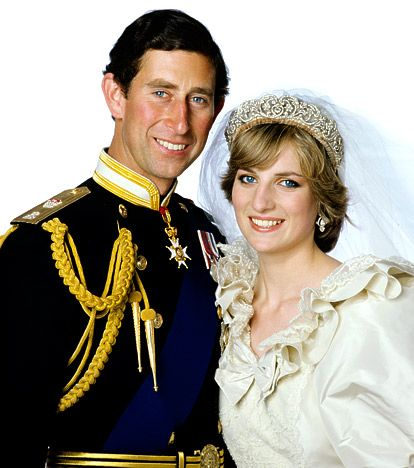 Nearly 55 million Americans rose before 6:00 a.m. to see Prince Charles and Princess Diana's July 29, 1981 nuptials.