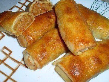 Молдавские пирожки с капустой / Западло