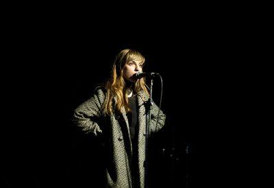 Keep Shelly in Athens Bandrop Session - Sarah P. (photo: Chryse Tsiota)