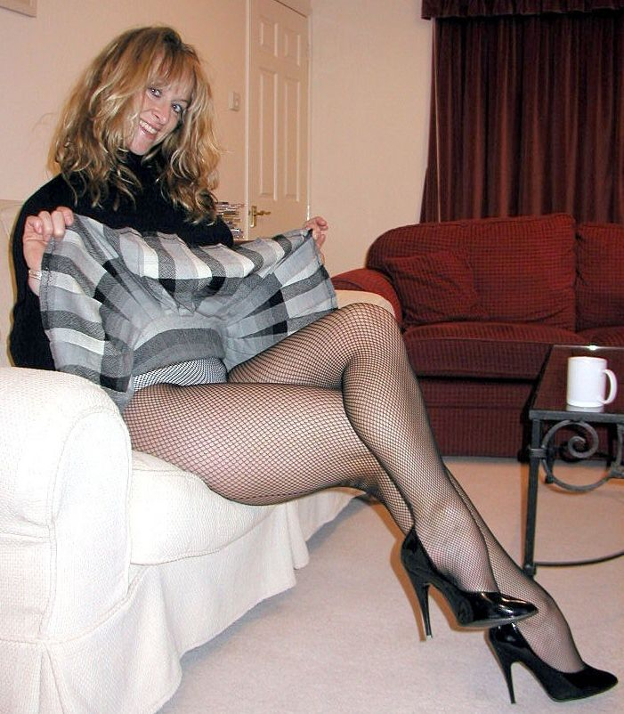 Rather mature pantyhose heels movies final, sorry