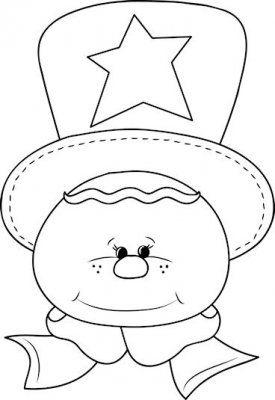 jengibre con sombrero