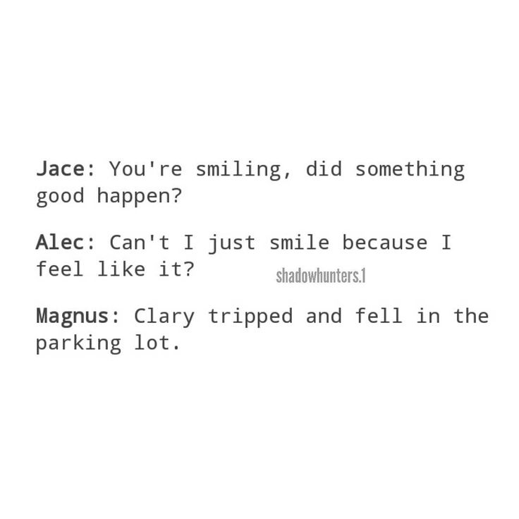 "Gefällt 784 Mal, 6 Kommentare - SHADOWHUNTERS ➰ (@shadowhunters.1) auf Instagram: ""hahahaha Alec is me ➰ Credit to its owner. #themortalinstruments #tmi #cassandraclare…"""