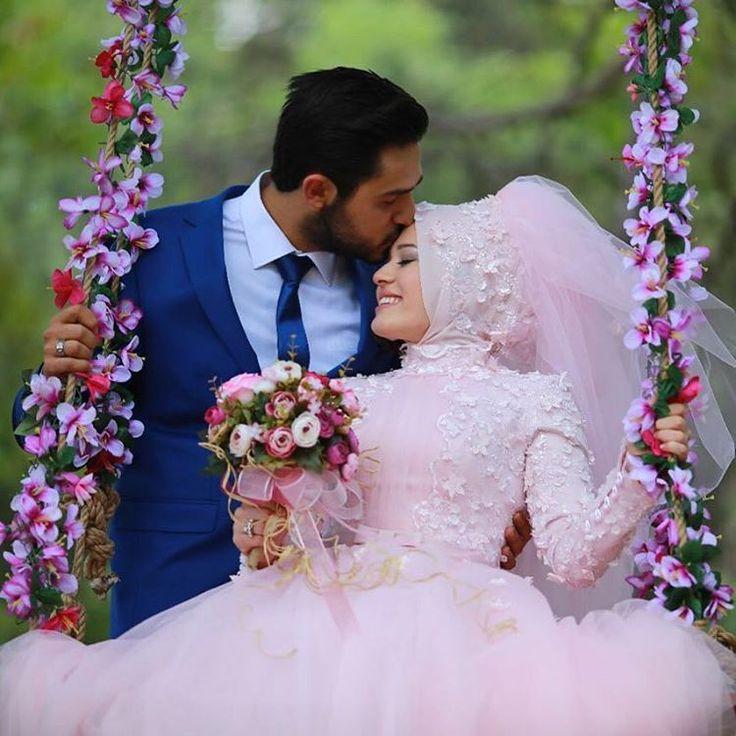 Muslim Wedding, Wedding Dress
