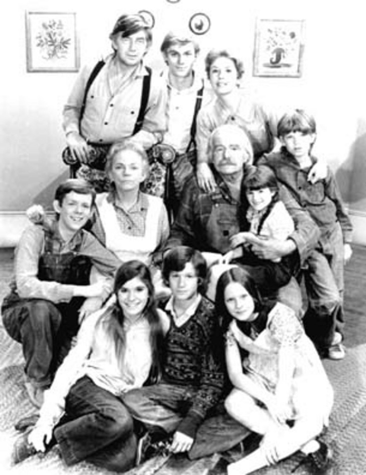 1970's  Goodnight John Boy...seriously, this is one fine show that miraculously holds its own today.
