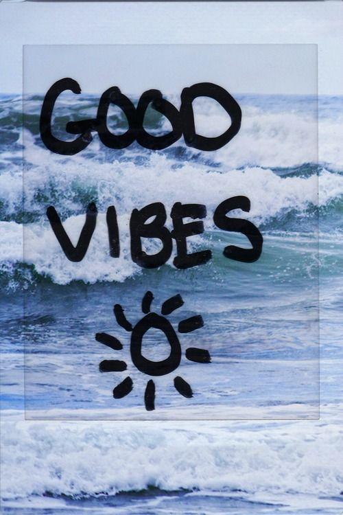 Good vibes :)
