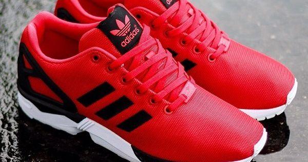 Adidas ZX Flux - red black white .zp --- http://ift.tt/2giiKvE #music